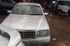 Mercedes-Benz C180 1999 Silver for sale