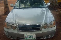 Nigerian used Kia Optima 2002 Silver for sale