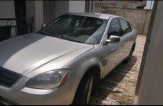 Nissan Altima 2002 2.5 Automatic Silver for sale