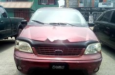 2002 Ford Windstar Red for sale