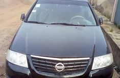 Very neat Nissan Sunny 2008 Black color for sale