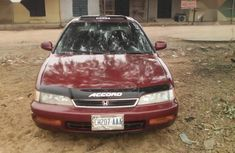 Honda Accord 1997 Coupe Red for sale