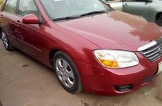 Kia Spectra 2008 2.0 EX Red for sale