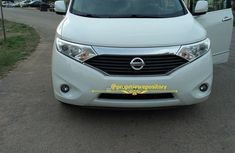 Nissan Quest 2012 S White for sale