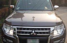2017 Mitsubishi Pajero Automatic Petrol Brown for sale