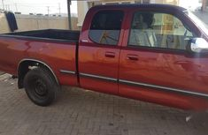Toyota Tundra 2002 Red for sale