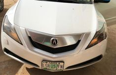 2012 Acura ZDX for sale in Lagos white for sale