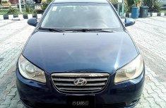 2007 Hyundai Elantra Petrol Automatic Blue for sale