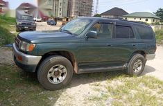 Toyota 4-Runner 1997 Green color for sale