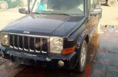 Jeep Commander 2004 Black for sale