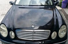 Almost brand new Mercedes-Benz E320 Petrol for sale