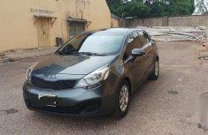 Kia Rio 2013 Gray for sale