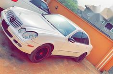 Mercedes-Benz E320 2004 White for sale