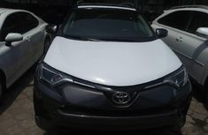 2017 Toyota RAV4 for sale in Lagos
