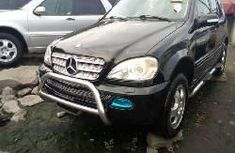 Mercedes-Benz ML 320 2003 Automatic Petrol ₦1,950,000