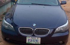 BMW 525i 2006 Blue  for sale