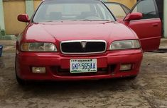 Neatly used Rover 620i 2000 Red color for sale
