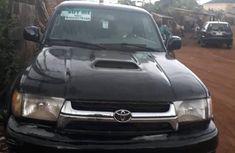 Very clean Toyota 4-Runner 2001 Black for sale