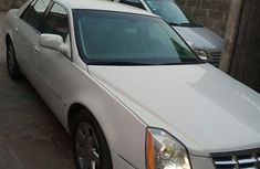 Cadillac CTS 2013 White for sale