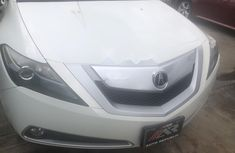 Almost brand new Acura MDX Petrol 2012 for sale