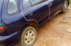 Nissan Almera 1996 Blue for sale