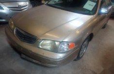 Mazda 626 2001 Gray for sale