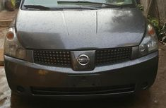 Nissan Quest 2004 3.5 SL Gray color for sale