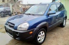 Toks Hyundai Tucson 2006 Blue for sale