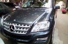 Mercedes-Benz ML350 2011 Grayfor sale