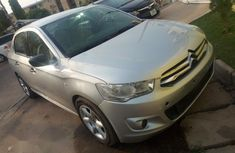 Citroen C5 2014 Silver for sale
