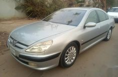 Peugeot 607 2005 2.2 Silver for sale