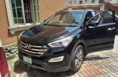 Hyundai Santa Fe 2014 Black for sale