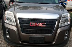 Grand american GMC Terrain 2013 Brown for sale