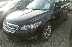 Ford Taurus 2011 Limited Black for sale