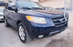 Hyundai Santa Fe 2007 Black for sale