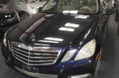Mercedes-Benz E350 2010 Blue for sale