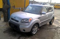Toks Kia Soul Automatic 2010 Silver for sale