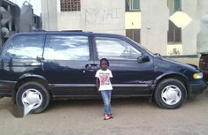Nissan Quest 1996 Blue for sale