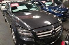 Mercedes-Benz CLS350 2013 Gray color  for sale