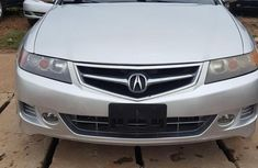 Acura TSX 2006 Silver for sale