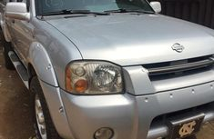 Nissan Frontier 2001 Silver for sale