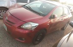 Toyota Yaris 2008 1.0 HB T1 Red for sale