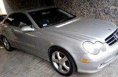 Mercedes-Benz CLK 2006 Silver for sale