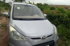 Fantastic Engine Hyundai i10 2006 Silver for sale