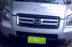Honda Pilot 2006 EX 4x4 (3.5L 6cyl 5A) Silver for sale
