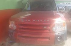 Land Rover LR3 2005 HSE Red for sale