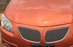 Pontiac Vibe 2005 1.8 AWD Orange color for sale