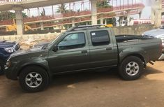 Nissan Frontier 2003 Green for sale