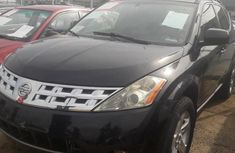 Nissan Murano 2003 Black for sale