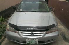 Honda Accord 2002 Coupe DX Automatic Gray for sale